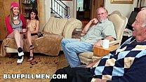 BLUEPILLMEN - Erectis Maximus with Gigi Flamez and Sally Squirt (bpm14938)