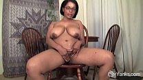 Horny Ebony From Yanks Natalia Johnson thumbnail