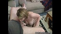 Busty Lisa on POV action