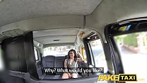 Fake Taxi Lady in pink underwear gets creampied Preview