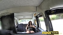 Fake Taxi Lady in pink underwear gets creampied thumbnail