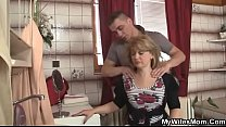Guy cheating with hot mother in law