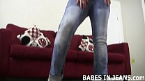 I will let you jerk off to me in jeans JOI
