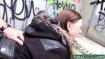 Mofos - (Morgan Rodriguez) - Euro Girls Misbehave Outdoors