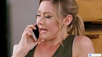 hot real estate agent have lesbian sex & mompov analisa thumbnail