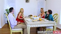 DigitalPlayground - Thanks giving Turkey Toss with (Cherie Deville, Keiran Lee, Olivia Austin) preview image