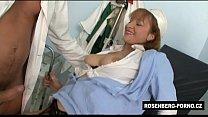 my doktor is a real fucking pig!!! - mast boobs thumbnail