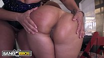 BANGBROS - Big Booty Latin Threeway With Becca ...