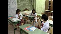 Pissing schoolgirls #4's Thumb
