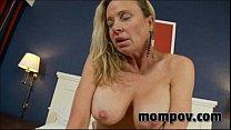 sexy milf titty fucks young cock video