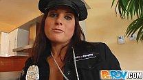 Pure Pov Kara cop cutie is arresting when she gets my dick