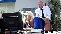 Busty Office Girl Love Hardcore Intercorse mov-11