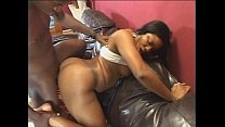 Ebony with a sexy rack gets her pussy pumped's Thumb