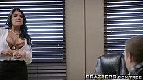 Brazzers - Big Tits at Work - Pressing News scene starring Romi Rain and Xander Corvus thumbnail