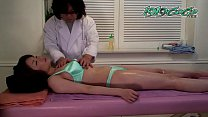 GoGo Massage - Teal Underwear Comes Off thumbnail