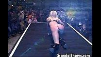 Hot girl showing her amazing tits صورة