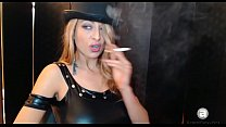 Smoking Humiliation