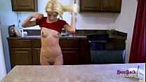 Kenzie Reeves in I fuck my Daddy for the first time Vorschaubild