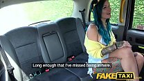 Fake Taxi Ass to mouth with tattooed dirty British babe Alexxa Vice Preview