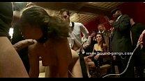Maids brutal group sex video scene Vorschaubild