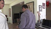 Santi se coge tremenda tetona Peta Jensen preview image