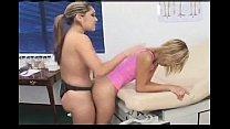 Kat Assfucked  By Her Sexy Lesbian Nurse pornhub video