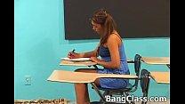 Schoolgirl gets fucked in the classroom's Thumb