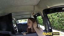 Fake Taxi Redhead gets dirty with future sugar daddy pornhub video