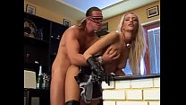 Fetish fuck for a dirty blonde