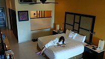 Young girl molested, forced to fuck and creampied against her will by hotel room intruder hidden spy cam POV Indian thumbnail