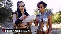 (Donnie Rock, Aria Alexander) - Quest  Scene 2 - Digital Playground