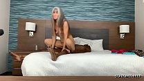 Leilani lei meets Flexxfitcock during Miami Exxotica