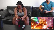 5407 BBW Gamer Has Out-of-Body Experience While Riding Dick preview