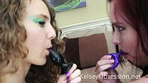 Fart On My Butt Plug & Let Me Taste It With Kelsey Obsession and Melody Jordan preview image