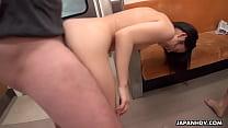 Japanese babes  Mikan Kururugi and girlfriend got banged, uncensored - 69VClub.Com