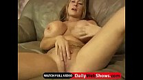 Huge tits get cummed on - DailyWebShows.com