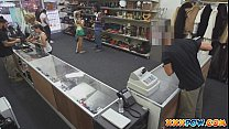 Black Dude Sells His Latina Girlfriend In A Pawn Shop