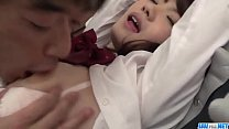 Maya Kawamura pleasing scenes of high rated sex... thumb