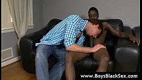 Black Gay Sex Fucking - BlacksOnBoys.com - clip11