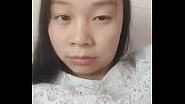 Teen Girl chinese cam show machine fisting