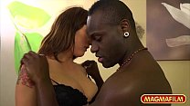 MAGMA FILM Fat Black Anal Creampie pornhub video