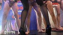 Super Hot Babe Daisy Lee Loves Bukkake Parties - German Goo Girls