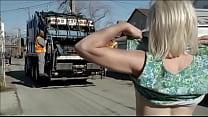 Emily Bergl Topless in Shameless