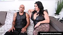 Thick Cuban Angelina Castro & King Noire Fuck M...