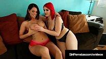 Hot PAWG Siri PornStar & Alison Tyler R Calf & ...