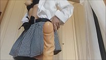 the beautiful secretary gets up her skirt. Maybe he wants a salary increase صورة