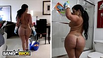 Download video bokep BANGBROS - My Dirty Maid Destiny Slams Her Cuba... 3gp terbaru