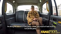 Fake Taxi Russian short haired tattooed squirting blonde Milf fucked thumbnail