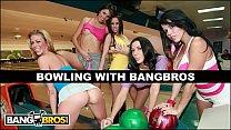 BANGBROS - Bowling For Pornstars With Rachel St... Thumbnail