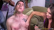 Giselle Leon Takes Two Black Cocks - Cuckold Sessions Preview